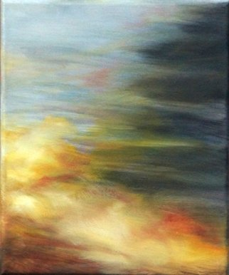 Ilona Jetmar Artwork Refraction 514, 2014 Oil Painting, Landscape