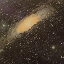 The Great Spiral in Andromeda