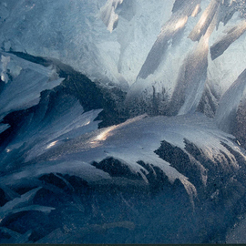 Matthew Hutton Artwork ICE NINE, 2008 Color Photograph, Abstract