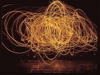 Matthew Hutton Artwork Playing With Fire, 2009 Playing With Fire, Abstract