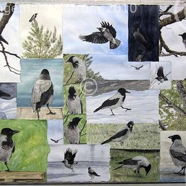 22 Variations Of Crow, Ingemar Nystr�m