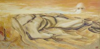Artist: Ia Saralidze - Title: in the wilderness - Medium: Oil Painting - Year: 2009