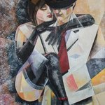 love and tango By Ia Saralidze