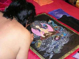 Inn-yang Low E.h. Artwork Drawing my Tara, 2005 Drawing my Tara, Mythology