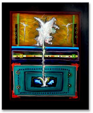 Ioannis Tsaousidis Artwork Unplanned, 2014 Unplanned, Abstract Figurative