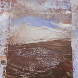 Irina Maiboroda Artwork Wuthering Heights, 2005 Acrylic Painting, Abstract