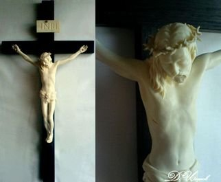Denis Isakov Artwork The crucifixion, 2007 Other Sculpture, Religious