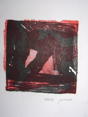 Tamara Sorkin: 'lithograph 2010 2', 2010 Lithograph, Abstract.