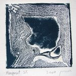 monoprint no title By Tamara Sorkin