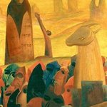 Moses and the Masks By Israel Tsvaygenbaum