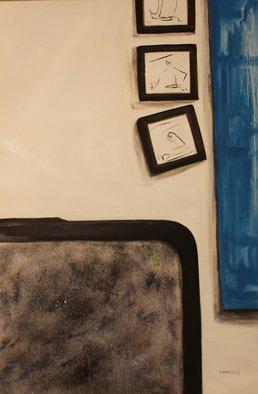 Artist: Vasil Vasilev - Title: WIS2 - Medium: Oil Painting - Year: 2014