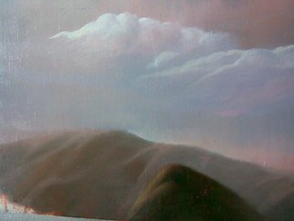 Ivana Andric Artwork whispering, 2008 Oil Painting, Landscape