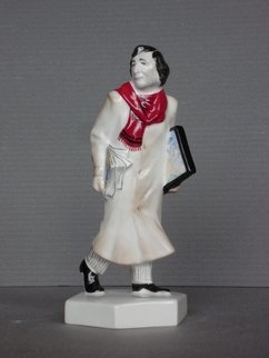 Alexander Iv Ivanov Artwork artist, 2017 Ceramic Sculpture, Judaic