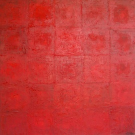 Ivonne Villafuerte Artwork passion , 2005 Oil Painting, Abstract