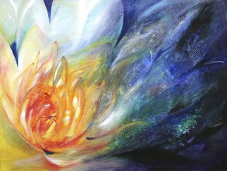 Iwona Jankowski Artwork Another Glow, 2007 Giclee, Floral
