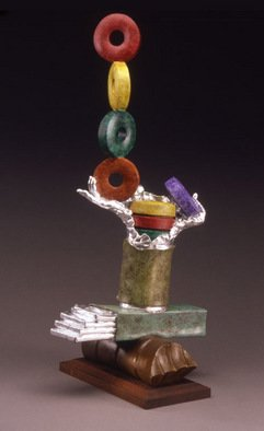 Jack Hill: 'Candy', 2005 Bronze Sculpture, Fantasy.  The full title of this piece is How Sweet It Is! ...