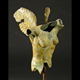 winged torso