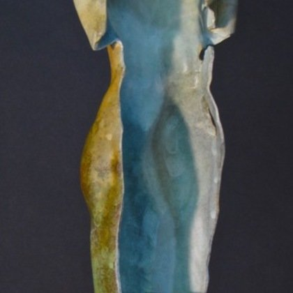 , Female Torso Front, Mythology, $1,470
