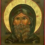 Venerable Anthony Of Egypt, Nancy B Jackson