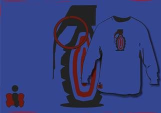 Graphic Design by Diogo Filipe titled: longsleeve, 2012