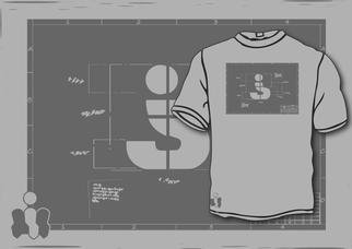 Graphic Design by Diogo Filipe titled: shirt, 2012