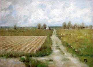Artist: Jaroslaw Glod - Title: Landscape - Medium: Oil Painting - Year: 2013