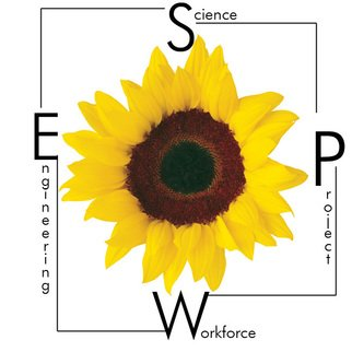 Graphic Design by Jason Anastasopoulos titled: SEWP Logo 2, 2006