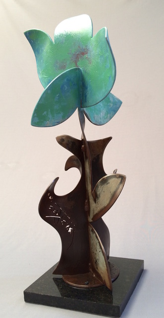 Artist Francisco Javier Astorga Ruiz Del Hoyo.. 'Springtime Blossoming' Artwork Image, Created in 2018, Original Woodworking. #art #artist