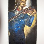 Violinist By Rohan. S Jayasinghe