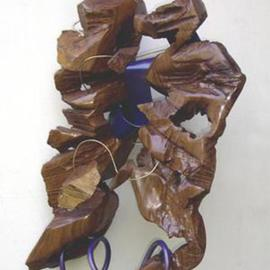 Jay W. Ames Artwork Emergence, 2003 Assemblage, Abstract