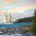 full sails By Janet Glatz