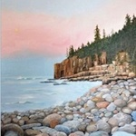 otter cliffs acadia By Janet Glatz