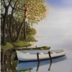 two boats By Janet Glatz