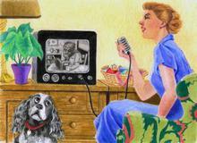 - artwork Vision_of_the_Future:_Educational_Oversight-1361796021.jpg - 2012, Mixed Media, Figurative