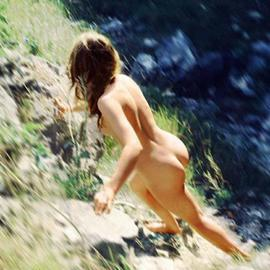 Jonathan Charles Artwork Eve in motion, 2006 Color Photograph, Nudes