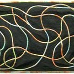 Scribble No 1 Dream Weaver By Jean Judd