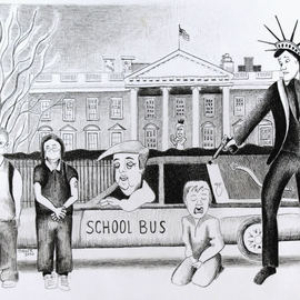 School Bus By Jeff Turner