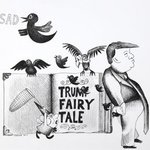 trump fairy tale By Jeff Turner