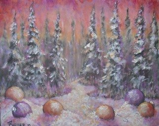 Jerry Farber: 'Do You like Christmassy things', 2010 Acrylic Painting, Holidays. Artist Description: