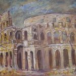 Fall of Rome 1 The Coliseum By Jerry Farber