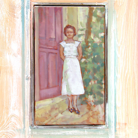 Girl In A Doorway, Jessica Dunn