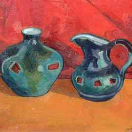 Home Made Pots, Jessica Dunn