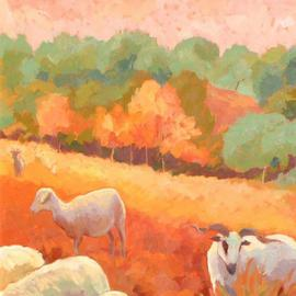 Shepherds Delight  By Jessica Dunn