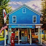 American General Store By Thomas Jewusiak