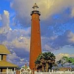 Ponce Inlet Light House By Thomas Jewusiak