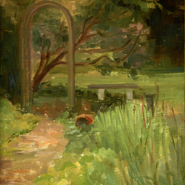 Garden I  By Judith Fritchman