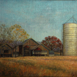 Linsays Farm at  Rest  By Judith Fritchman