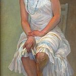 Summer Dress, Judith Fritchman