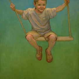 Swing I By Judith Fritchman