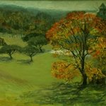 Autumn At Buckwampun, Judith Fritchman